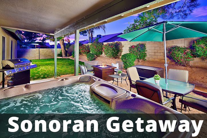 arizona vacation rentals